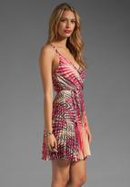 Akiko Tank Wrap Dress