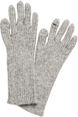 Banana Republic Ribbed Knit Texting Gloves