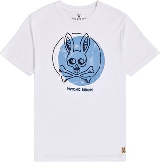 Psycho Bunny Chantry Pima Cotton Graphic Tee