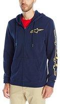 Alpinestars Men's Tracer Zip Fleece Sweatshirt,Medium