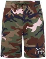 Polo Ralph Lauren Camouflage Sweatshorts
