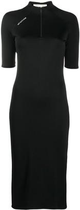 Alyx Split Neck Dress