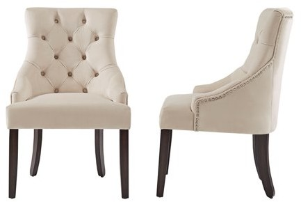 Stupendous Tufted Back Dining Chair Shopstyle Ocoug Best Dining Table And Chair Ideas Images Ocougorg
