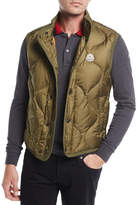 Moncler Canut Quilted Nylon Vest