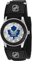 Game Time Rookie Series Toronto Maple Leafs Silver Tone Watch - NHL-ROB-TOR - Kids