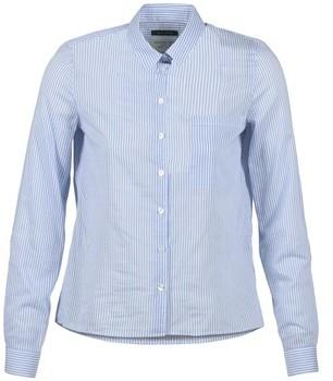 Marc O'Polo DEUZIA women's Shirt in Blue