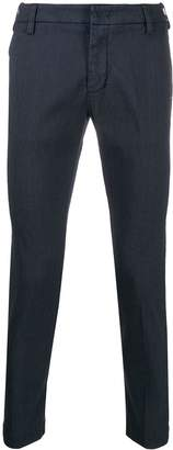 Entre Amis skinny fit stretch trousers