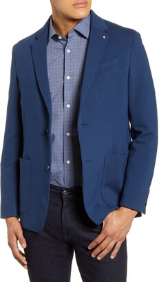 Bugatchi Regular Fit Knit Sport Coat