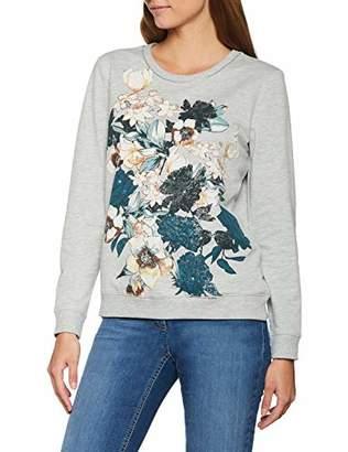 Gerry Weber Women's T-Shirt 1/1 Arm Long Sleeve Top,18 (Size: )