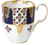 Royal Albert 100 Years Mug 1900 Regency Blue