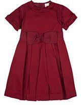 Lanvin TAFFETA A-LINE DRESS-RED SIZE NA