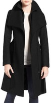 Mackage Women's Nori Belted Wool Blend Coat