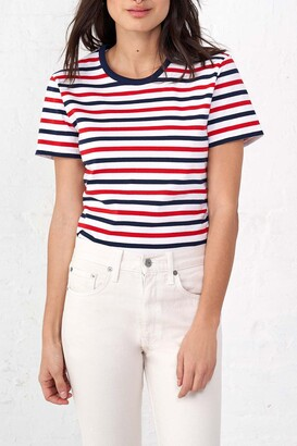 La Ligne Regular Stripe T-Shirt