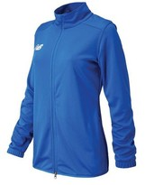 New Balance Women's TMWJ599 Knit Training Jacket