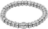Links of London Sweetheart sterling silver and white topaz bracelet