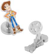 Cufflinks Inc. Men's Enamel Woody Cufflinks