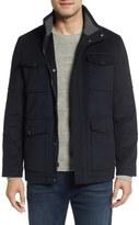Hart Schaffner Marx Men's Hart Schaffner & Marx Horatio Wool Blend Field Jacket