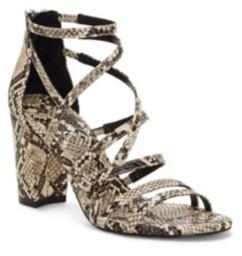Jessica Simpson Stassey Block Heel Dress Sandals Women's Shoes