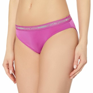 Emporio Armani Women's Microfiber Brief