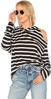 RtA Juno Sweatshirt in Black. - size M (also in S,XS)