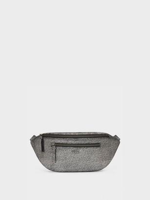DKNY Sally Metallic Belt Bag