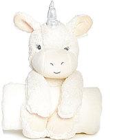 Elegant Baby Unicorn Huggie Blanket