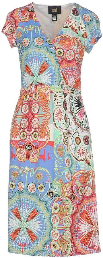 Class Roberto Cavalli Knee-length dresses
