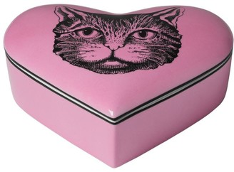 Gucci Mystic Cat Heart Box