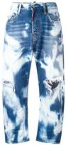 DSQUARED2 Kawaii cropped jeans - women - Cotton - 40