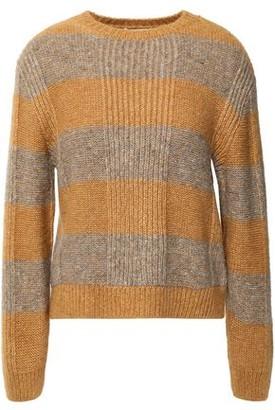 Masscob Adel Striped Alpaca-blend Sweater