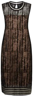 Akris Jacquard Dress