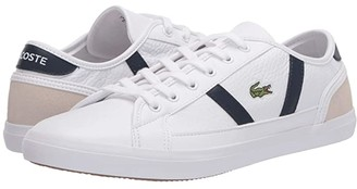 Lacoste Sideline 120 5 (White/Off-White) Women's Shoes