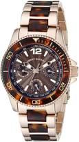 Tommy Bahama Swiss Women's TB4051 Riviera Round Bronzelite Multi-Function Watch
