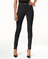 INC International Concepts Textured Faux-Suede Leggings, Only at Macy's