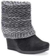 Muk Luks Sienna Wedge Boot