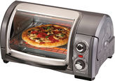 Hamilton Beach Easy-Reach 4- Slice Toaster Oven