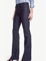 Ann Taylor Petite High Waisted Flare Jeans