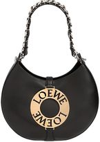 Loewe Joyce Leather Top Handle Bag