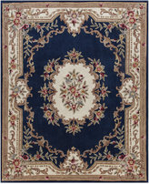 Closeout! Km Home Dynasty Aubusson 5' x 8' Area Rug, Created for Macy's