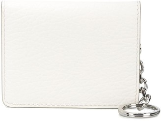 Maison Margiela Four Stitch Keychain Wallet