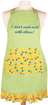 JCPenney Women's I Don't Cook Well with Others Apron