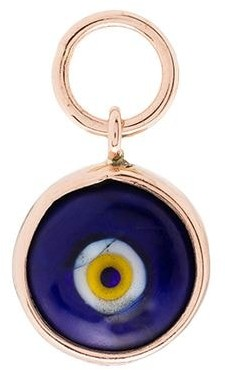 Jacquie Aiche 14kt Rose Gold Eye Charm