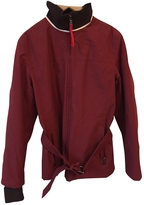 Prada Red Polyester Jacket