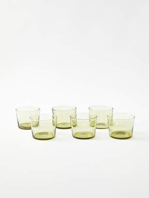 Hawkins New York Chroma Small Glass Tumbler, Set of 6