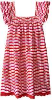 Hatley Little Fishes Flutter Sleeve Dress (Toddler/Little Kids/Big Kids)