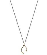 Melissa Joy Manning Aquatic Detail Necklace