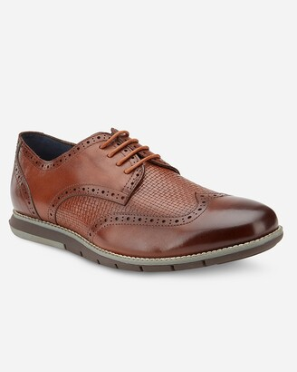 Express Vintage Foundry Awesome Dress Shoes