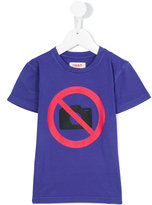 Maan - no photo logo T-shirt - kids - Cotton - 2 yrs