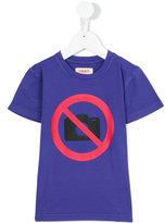 Maan no photo logo T-shirt