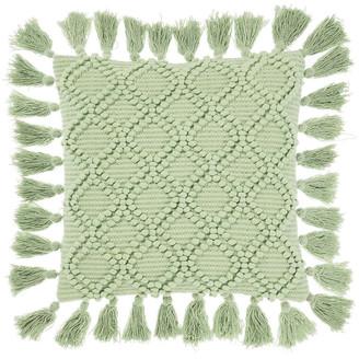 Linen House Circlet Cushion Mint Cushion-48x48cm